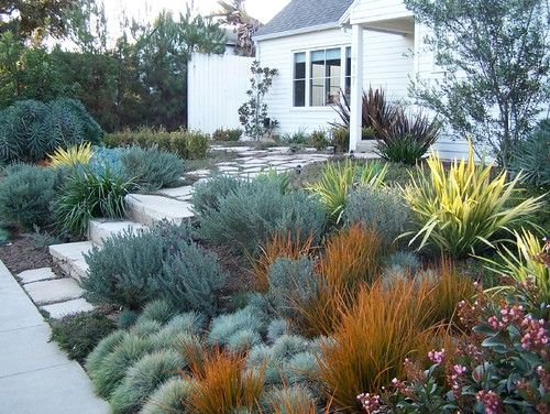 other cemetery props in drought tolerant landscaping. Black Bedroom Furniture Sets. Home Design Ideas