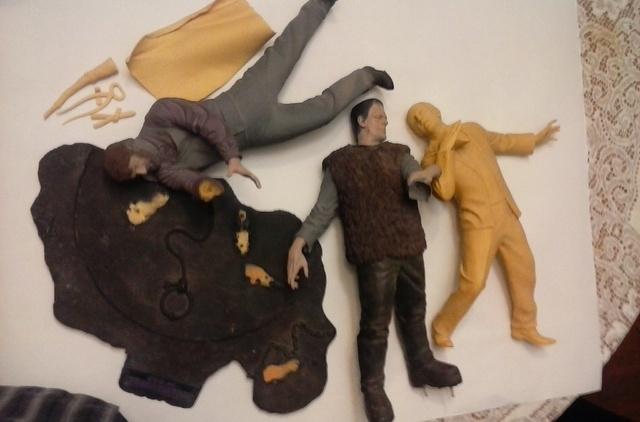 Son Of Frankenstein 1:6 scale model kit | Halloween Forum