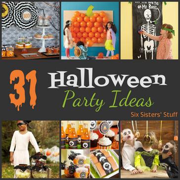 31 halloween party ideasjpg - Halloween Outside Games