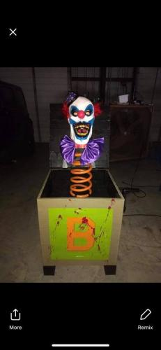 Halloween Jack In The Box Prop.Static Large Jack In The Box Halloween Forum