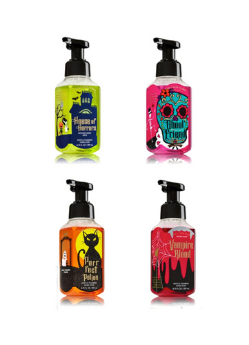 bath and body works halloween 2015