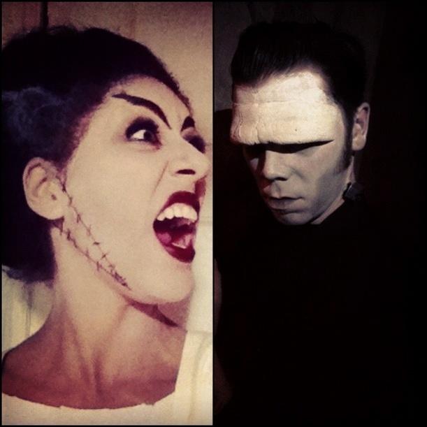 Bride of Frankenstein costume tutorial-bride-groom.jpg