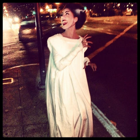 Bride of frankenstein costume tutorial bride hates thingsg solutioingenieria Image collections