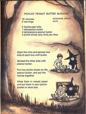 how to serve man cookbook