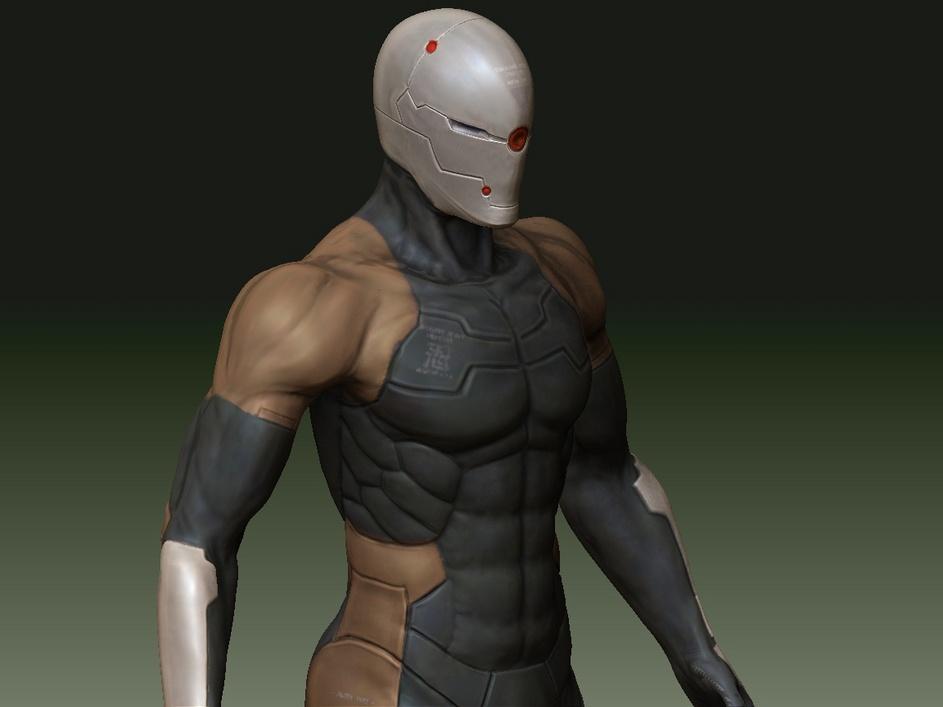 CYBORG_NINJA_GRAY_FOX_wip_2_by_YASUJPN[1].jpg & need ideas for materials for grayfox costume?