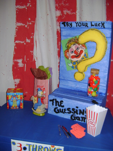 carnival game ideas for adults