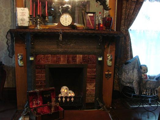 dsc05174jpg - Halloween Fireplace