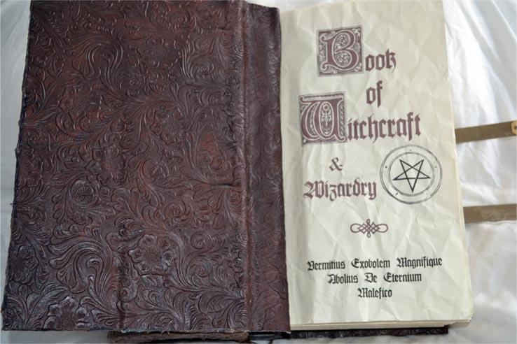 Halloween Guest Book