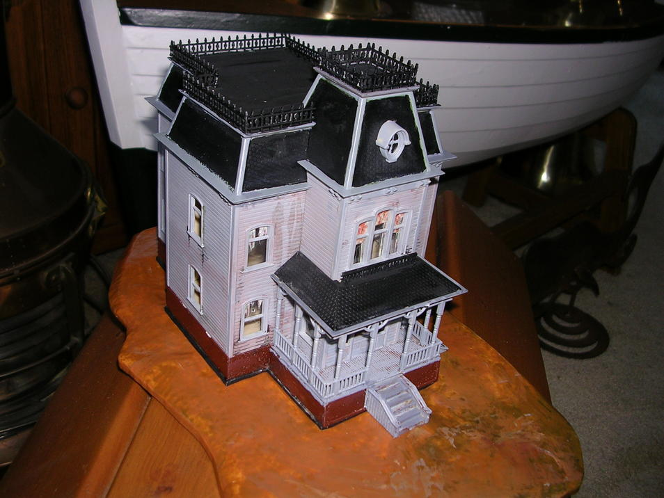 Of The Addams House In Family Values 1993 Ion Design