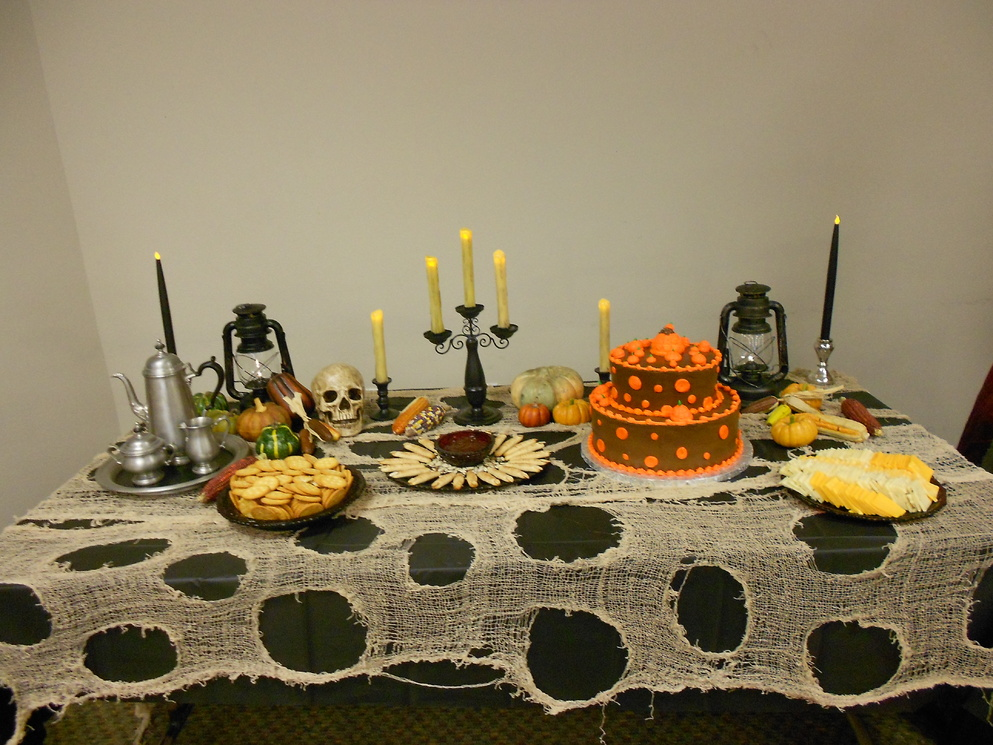 Halloween Baby Shower Ideas Page 2