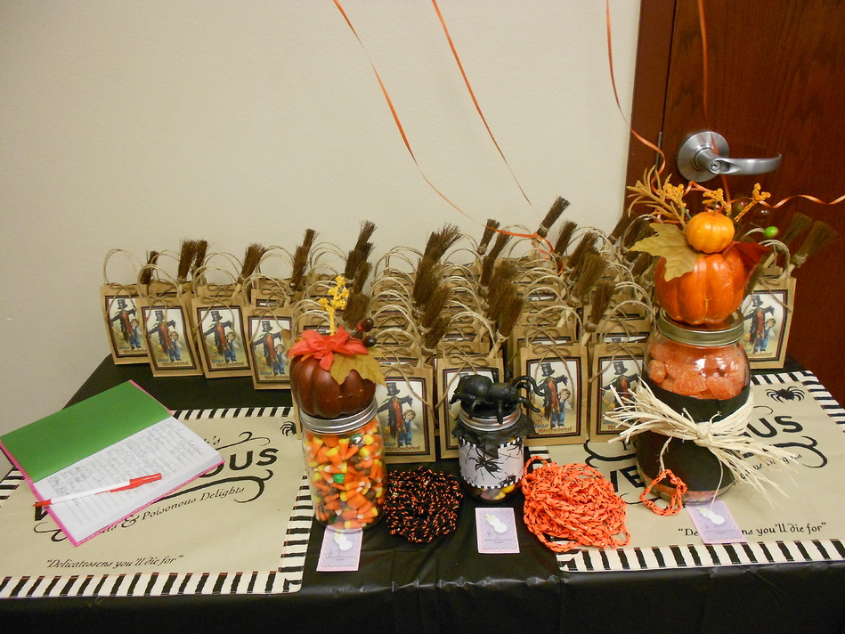 Halloween Baby Shower Ideas Page 3