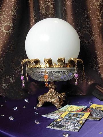 Lighting Diy Crystal Ball