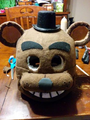 Freddy fazbear costume show this to your kids freddy4 jpg