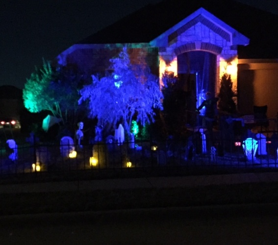 Lighting: Spotlights on the Outside of Your House - Page 3
