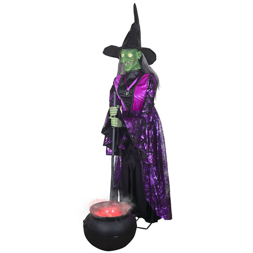 g_55571_5ft_witch_cauldron_ljpg - Www Gemmy Com Halloween