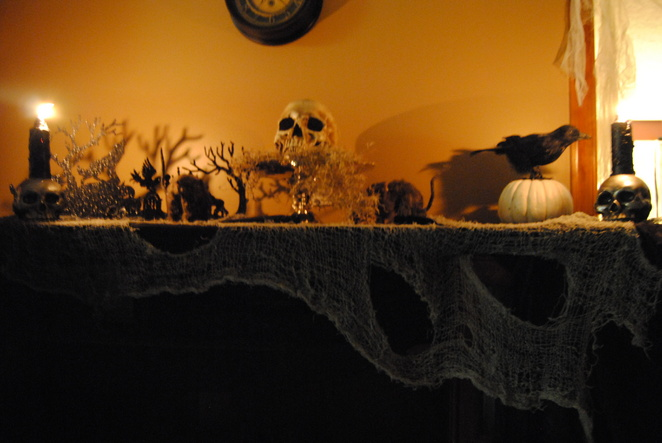 halloween 2011 6jpg - Halloween Indoor Decor
