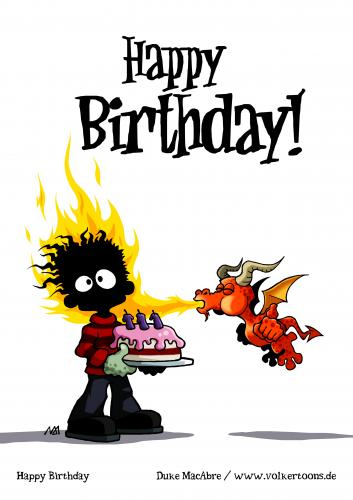 Happy Birthday The Halloween Goblin!
