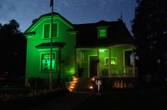 Lighting: Spotlights on the Outside of Your House