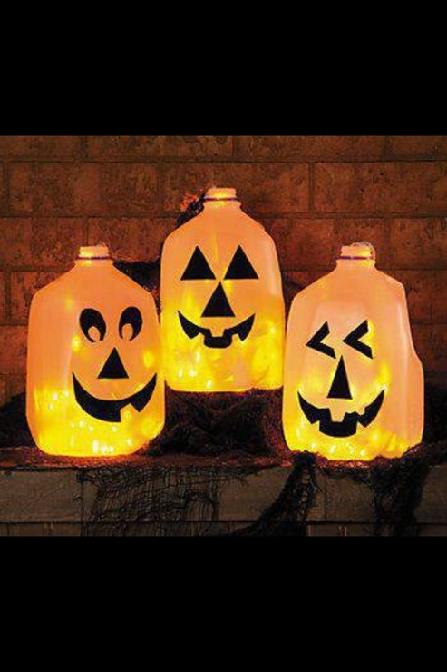imagejpg - Milk Carton Halloween Ghosts