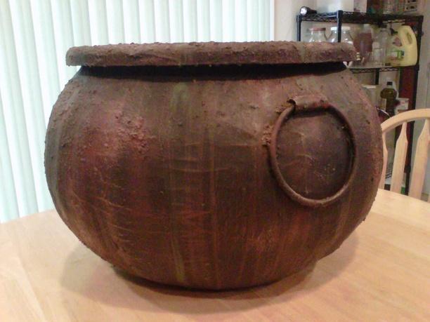 how to make a large cauldron page 7 halloween