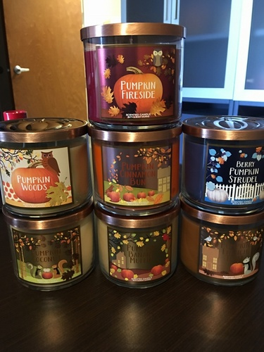 Bath And Body Works Halloween 2016 Sketchdatanetco