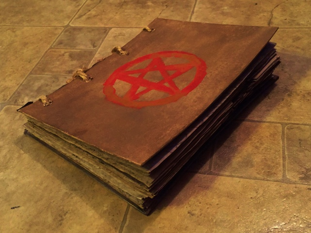 Spell Book, Book of Shadows, Grimoire, Necronomicon, Book of the Dead-img_0458.jpg