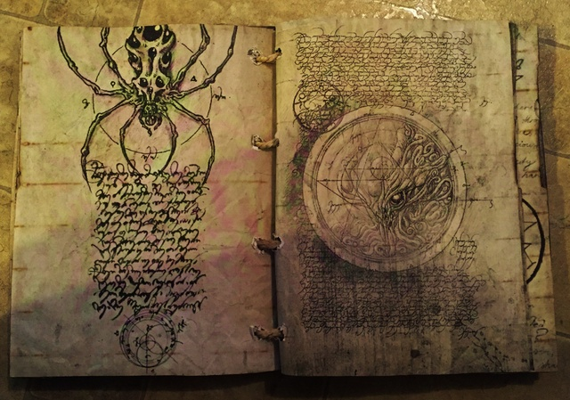 Spell Book, Book of Shadows, Grimoire, Necronomicon, Book of the Dead-img_0460.jpg