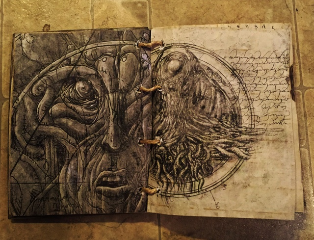 Spell Book, Book of Shadows, Grimoire, Necronomicon, Book of the Dead-img_0463.jpg