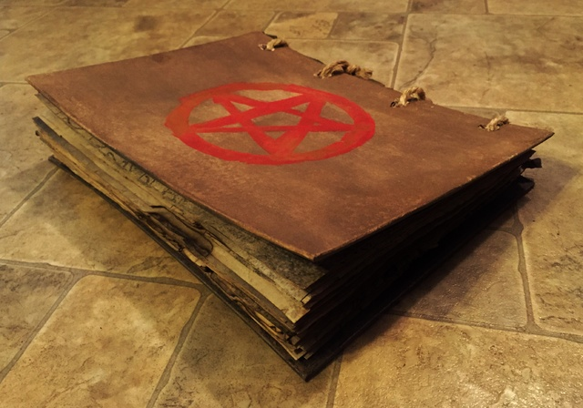 Spell Book, Book of Shadows, Grimoire, Necronomicon, Book of the Dead-img_0470.jpg