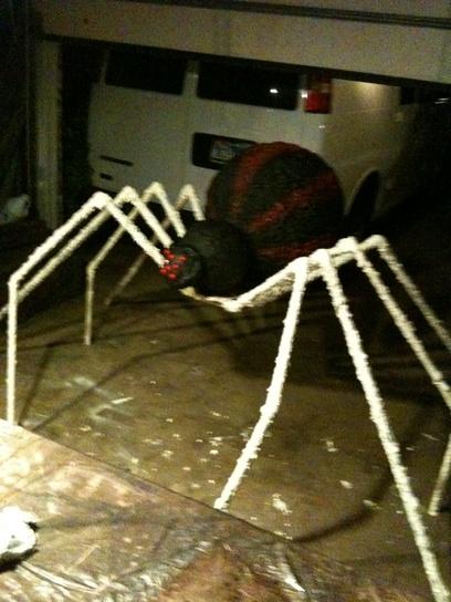 Great Stuff Mache Spider Butt-img_0541.jpg
