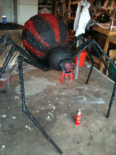 Great Stuff Mache Spider Butt-img_0549.jpg