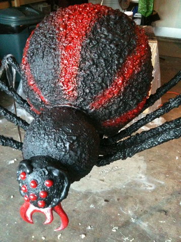 Great Stuff Mache Spider Butt-img_0550.jpg