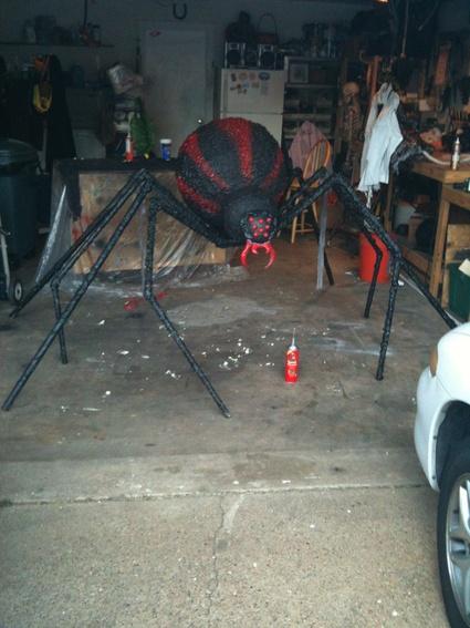 Great Stuff Mache Spider Butt-img_0552.jpg