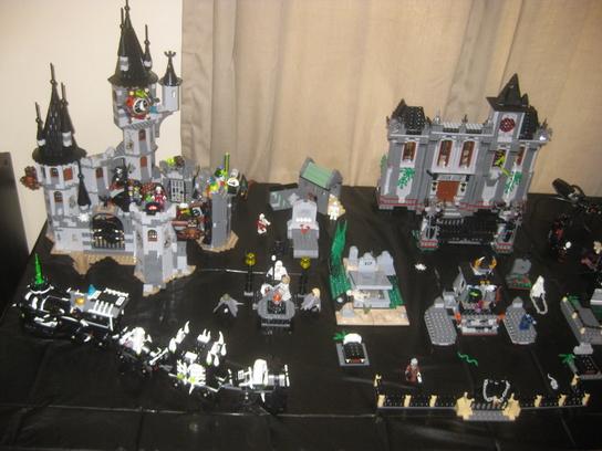 Other: Lego Halloween Display - HELP!