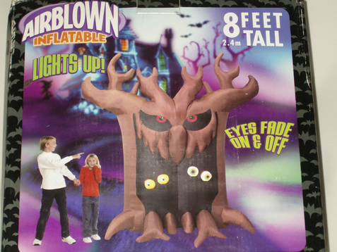 Air Blown Inflatables