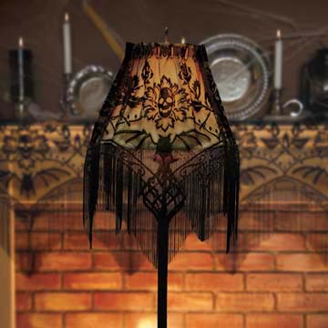 Halloween themed lamps or lampshades lamp coverg aloadofball Images