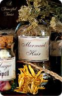 Apothecary Jar Labels, Tags & Ideas-mermaid-hair.jpg