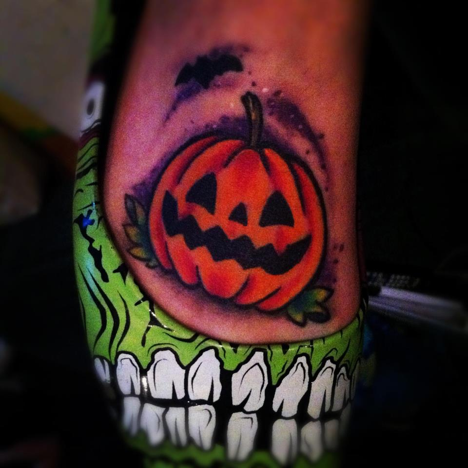 Showcase your Halloween tattoos - Page 5
