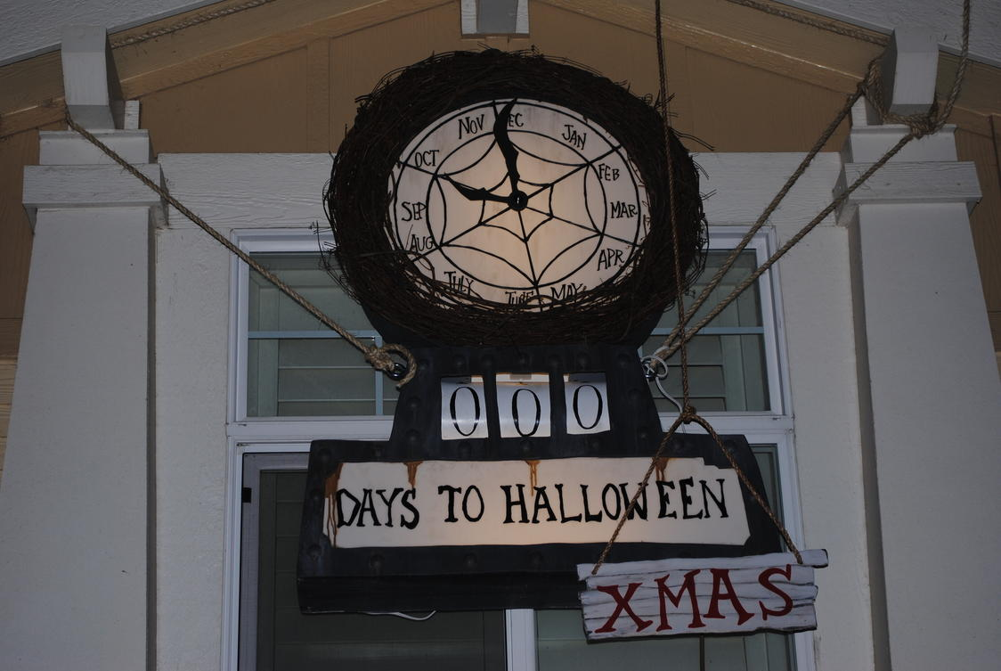 Halloween Countdown Sign - Page 3