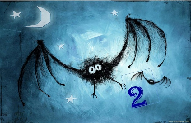 Successful Halloween Scavenger Hunt - At home-number-2-hunt.jpg