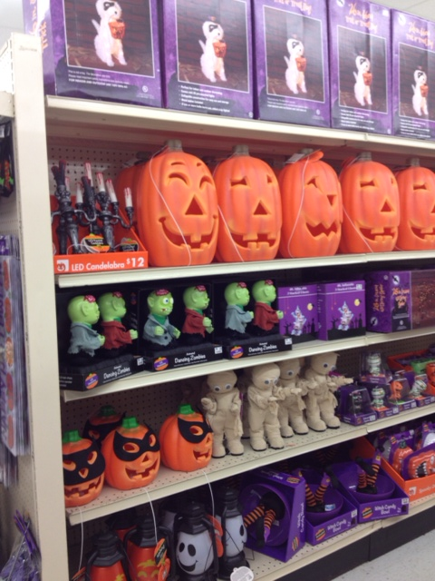 Big Lots Halloween And Fall 2014