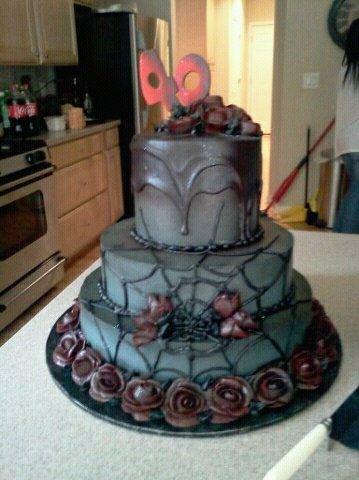 Halloween Cake ideas? - Page 2