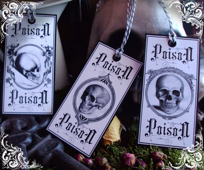 Apothecary Jar Labels, Tags & Ideas-poisontags.jpg