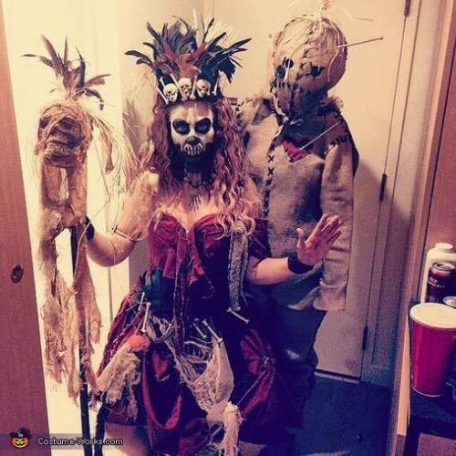 Are Voodoo priest/ess costumes offensive?   Halloween Forum
