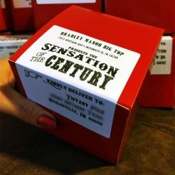 CarnEvil Theme Circus Tent Boxed Invitations!-redboxclosed.jpg