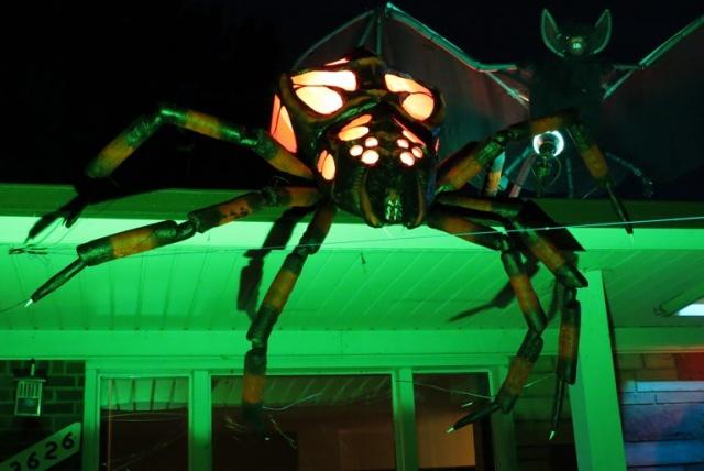 Static Radioactive Mutant Spider