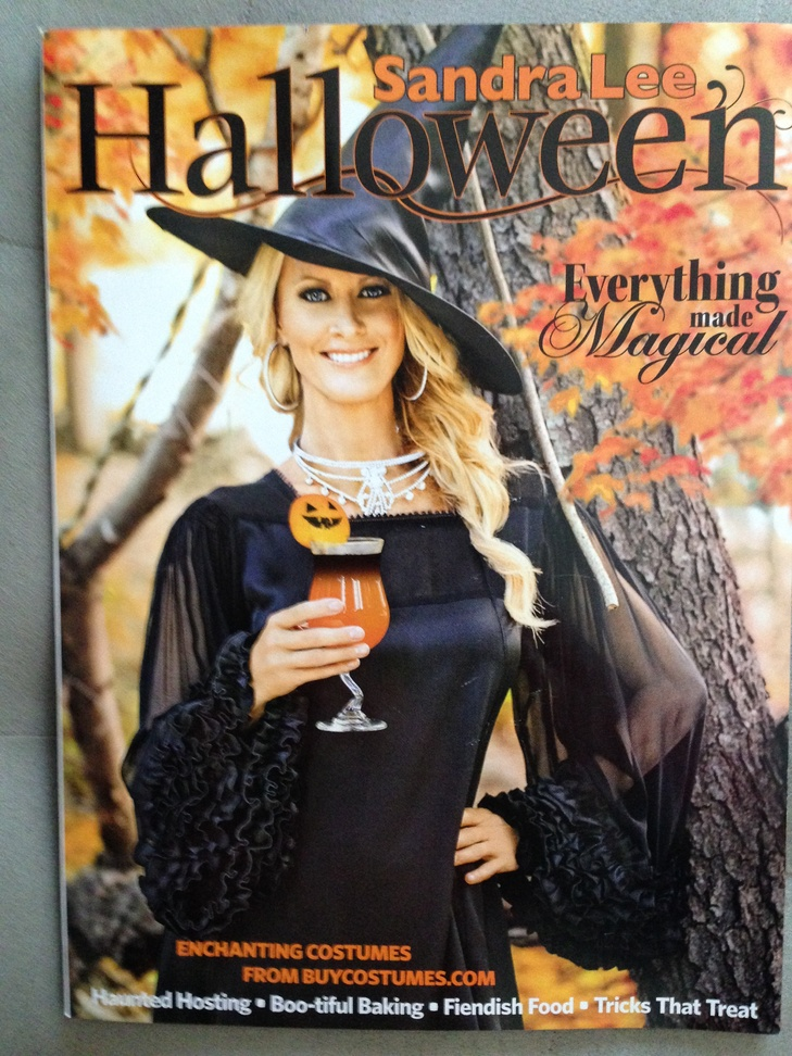 sandra leejpg - Halloween Magazines