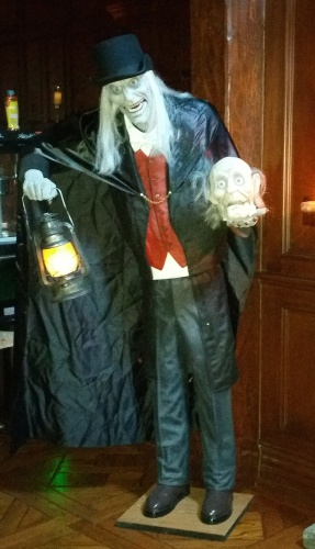 Halloween Skeletons Life Size