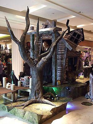 Spirit Halloween Swamp Tree (Store Use) Prop, Never opened or used ...