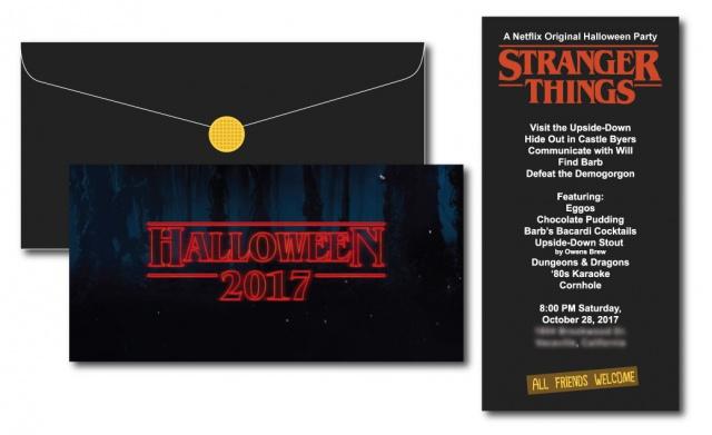 Stranger things invitations stinvite1g stopboris Image collections